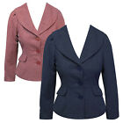 Eucalyptus Martha Retro Vintage Fitted Wool Coat Jacket Clearance Sale
