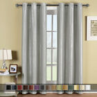 Kyпить Soho Top Grommet Thermal Blackout Window Curtain Panels Solid Pattern (Single) на еВаy.соm