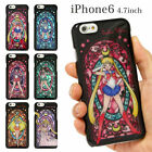 New Sailor Moon Transparent PC Hard Phone Case For  iPhone 6/6s Plus 5/5S
