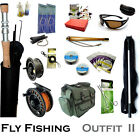 READY to FISH Fly Fishing OUTFIT II  Great Value Stillwater Fly Fishing Solution