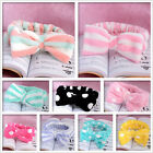 Chic Womens Lovely Bow-knot Hairband/Headband Shower Makeup Wash Face Make-up