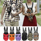 Dog Cat Nylon Pet Puppy Carrier Backpack Front Tote Carrier Net Bag