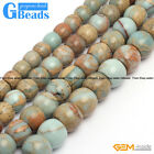 Natural Shoushan Stone Rondelle Spacer Beads For Jewelry Making Free Shipping