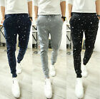 Chic Fashion Men's Jogger Dance Sportwear Slim Harem Pants Slacks Trousers CA LA