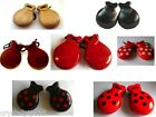 New Real Wood Spanish Flamenco Castanets Perfect for Practice Choice of Colours