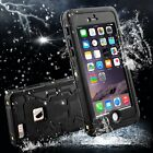 WATERPROOF SHOCKPROOF DIRT PROOF CASE COVER FOR APPLE IPHONE 6 & 6 PLUS