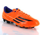 New Mens Adidas F5 TRX FG Orange Performance Football Moulded Studs Soccer Boots