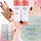 CCO New UV LED Nail Gel Polish Cleanser and Remover Soak Off Wipes UK