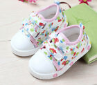 Baby Shoes For Girls Canvas Pink Rose Walking Shoes G431