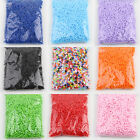 Colorful Good 2.9MM 3000PCS Various Colors P-together Perler Beads free shipping