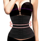 CA New Waist Training Body Shaper Slimming Tummy Sport Corset Shapewear SML A83