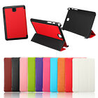 """Smart Tri-Fold Flip Leather Cover Case Stand For Samsung Galaxy Tab A 8.0"""" T350"""
