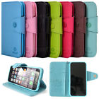Genuine MLT Magnetic Button Stand Leather Wallet Case for iPhone 6 Plus 6 5s 4s