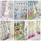 """GIRLS BEDROOM CURTAINS IN VARIOUS DESIGNS 66"""" x 72"""" FULLY LINED WITH TIE BACKS"""