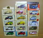 LLEDO DAYS GONE SELECTION OF 1936 PACKARD VANS TO CHOOSE FROM ALL BOXED & SCARCE