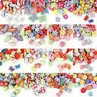 18 Style Mixed Acrylic Beads Assorted Jewelry Findings Wholesale