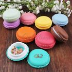 Mini Laciness Macarons Box Candy Color For Jewelry Box Small Thin Storage Boxes