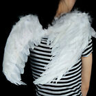 ADULTS KIDS FEATHER ANGEL FAIRY WINGS FANCY COSTUME ACCESSORY THANKSGIVINGDAY