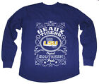 LSU Tigers Southern Pride Oversized Long Sleeve T-shirt