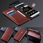 Flip Leather Magnetic Wallet  Card Case Cover Skin For Huawei Ascend Mate7 Phone