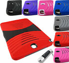 FOR SAMSUNG GALAXY TAB A 9.7 8.0 RUGGED HYBRID ARMOR EXO CASE COVER+STYLUS/PEN