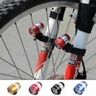 6 LED Cycling Bicycle Head Front Flash Light Warning Lamp Safety Waterproof HOUK