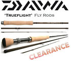 CLEARANCE OFFER - DAIWA TRUE FLIGHT ST 3-pce Fly Rods - DON'T MISS THESE..!!