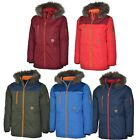 Color Kids Sakata Parka Kinder Winter Parka Winterparka Jacke