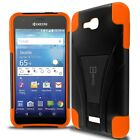 CoverON For Kyocera Hydro Air / Hydro Wave Case Hybrid Skin Cover  Kickstand