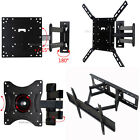 "Tilt Swivel TV Wall Mount for Samsung Vizio 24 32 40 42 46 50 55 60"" LED Plasma"