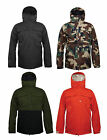 686 Snowboard Jacket - Authentic Moniker - Insulated, Mens, 2015