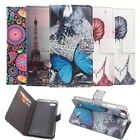 """New Printng Flip PU Wallet Leather Stand Case Cover Skin For 5"""" HUAWEI Honor 4C"""