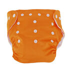 New 5pcs+ 5 INSERTS Adjustable Reusable Lot Baby Washable Cloth Diaper Nappies  фото