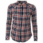 Levis Womens Ladies Classic Western Shirt Long Sleeve Casual Everyday Top