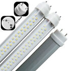 4-1000 Pack G13 LED 18w 4ft Foot 48 Inch T8 Fluorescent Tube Lights 6000K, 4000K <br/> Double-Ended Power, Ballast-Free 5 years warranty