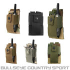 FIELDS AIRSOFT GPS STYLE RADIO POUCH MOLLE ARMY STYLE 2 WAY RADIOS