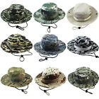 Bucket Hat Boonie Hunting Fishing Outdoor Gorras y sombreros Unisex Cappelli