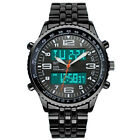 The Light Table Multifunctional Herren Jungen Armbanduhr Sport Electronic Watch