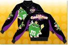 M&M's Ladies Jacket Queen of Green M&M Green Candy Ladies Jacket NEW