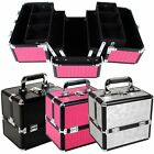 Large Beauty Cosmetic Make Up Box Vanity Case Travel Jewellery Saloon Nail