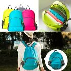 Foldable Backpack Outdoor Travel Sports Admission Package Climbing Hiking Bags