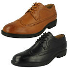 WHOLESALE Mens Smart Shoes / Sizes 7x12 / 12 Pairs / A2133