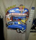 MAKE IT TO GO AL'S DRIVE IN DINER T-SHIRT MUSCLE CAR S HOT ROD CRUISE NIGHT NEW