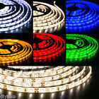 5M Super Bright 3528 5050 SMD 300/600 LED Flexible Strip Lighting Waterproof 12V
