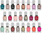 *SALLY HANSEN Nail Polish COMPLETE SALON MANICURE Color/Enamel NEW! *YOU CHOOSE*