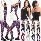 Stretch Fajate Fit Woman's Work Out Push Up Pants, Capri, Tops, Tanks, Cosmic