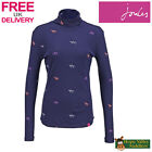 Joules Bancroft Ladies Roll Neck Top (T) **BNWT** **FREE UK Shipping**