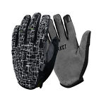Spakct Fashion Bike Full Finger Bicycle Gloves Cycling Gloves-Break