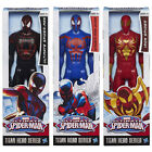 "MARVEL ULTIMATE SPIDER-MAN TITAN ACTION FIGURES LARGE 12"" FIGURE HASBRO TOY"