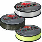 Berkley Nanofil UniFilament Fishing Line 270m spools Choose Colour & Test